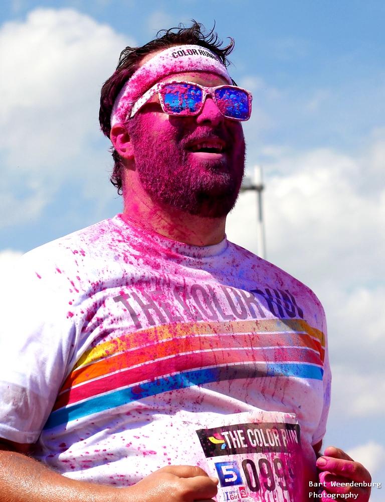 Colour run Utrecht 2013