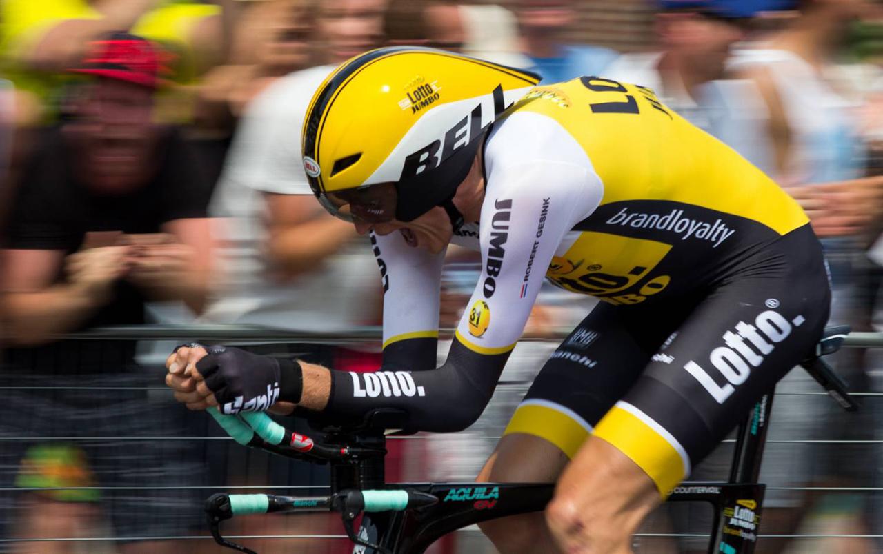 Robert Gesink - Tour de France 2015