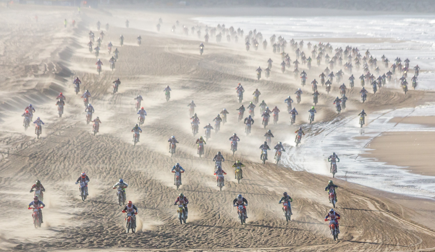 Red Bull strandrace 2015