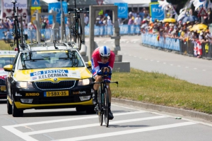 Tour de France 2015 - tijdrit in Utrecht